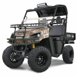 16hp - 4 Wheel Drive <br> B&S Commercial V-Twin Engine <br>UNTAMED HUNT PACKAGE