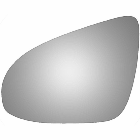 Fits 2015 Toyota Camry Driver Side Mirror Glass
