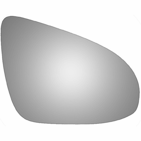 Fits 2015 Toyota Camry Passenger Side Mirror Glass