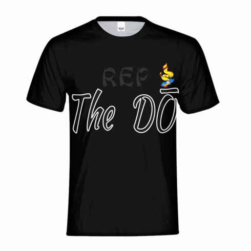 "CHILDREN'S ""REP THE DO"" TEE"