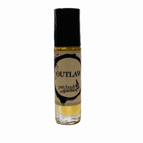 Outlaw Scented Roll on- For Men
