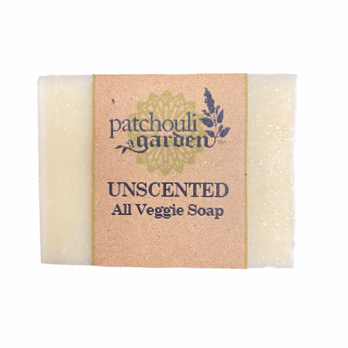 *NEW Unscented All Veggie Soap