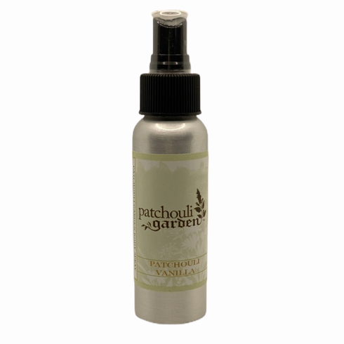 Patchouli Vanilla Body Spray