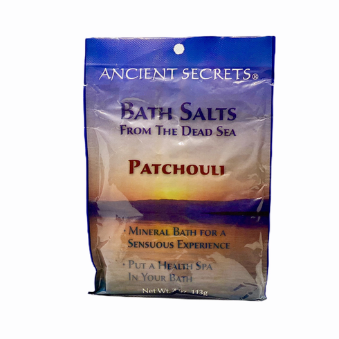 Dead Sea Bath Salts from Ancient Secrets