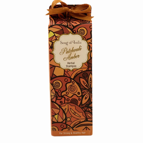Song of India Patchouli Amber Shampoo