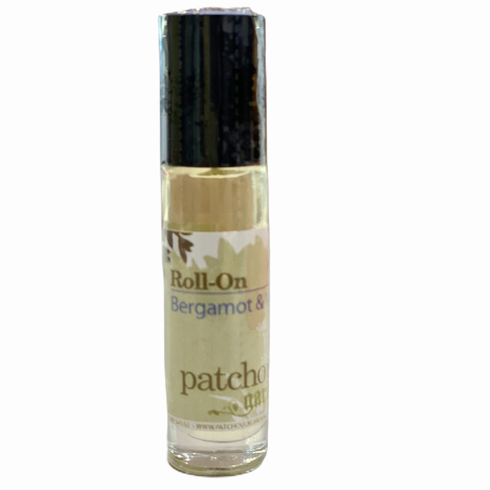 Bergamot & Violet Roll On Perfume *Discontinued*