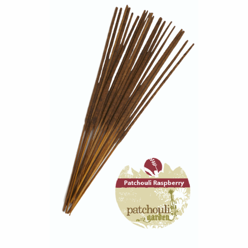 "Patchouli Raspberry ""Patchouli Garden"" Premium Incense"