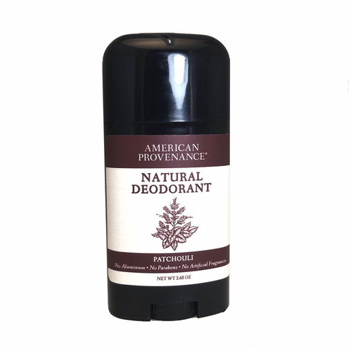 American Provenance Patchouli Natural Deodorant