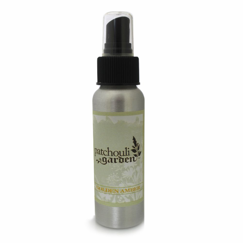 Golden Amber Body Spray