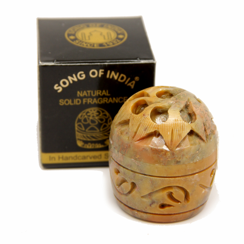 Song of India Krishna Musk Solid Perfume