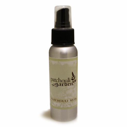 Patchouli Musk Body Spray