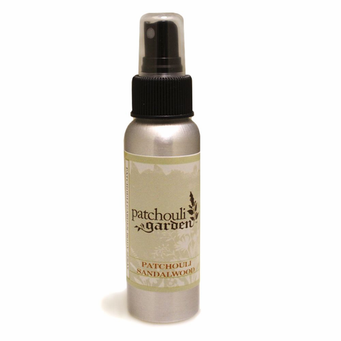 Patchouli Sandalwood Body Spray
