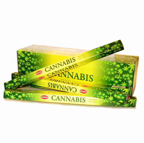 Cannabis Incense 20gm