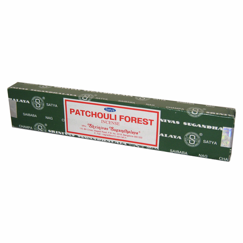 Patchouli Forest Incense 40gm