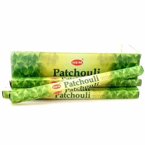 HEM Patchouli Incense 8gm