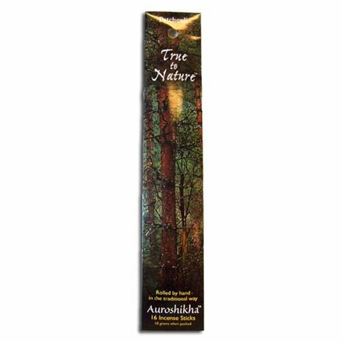 Auroshikha Patchouli Incense 10gm