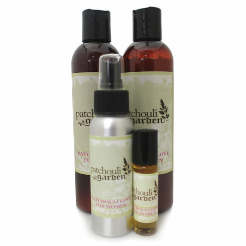 Patchouli Love for Women Gift Set