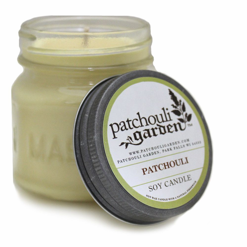 Patchouli Country Candle