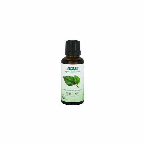 NOW- Tea Tree (Certified Organic) Oil 1oz