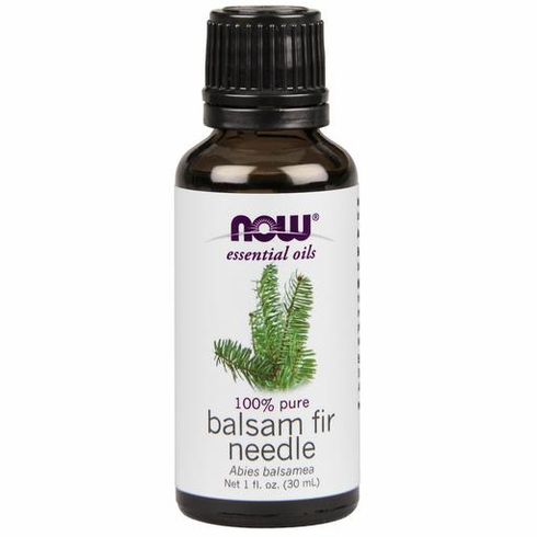 NOW- Balsam Fir Needle Oil 1oz