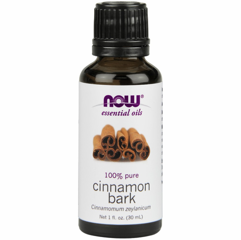 NOW-Cinnamon Bark Oil 1oz