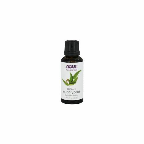 NOW- Eucalyptus Oil 1oz