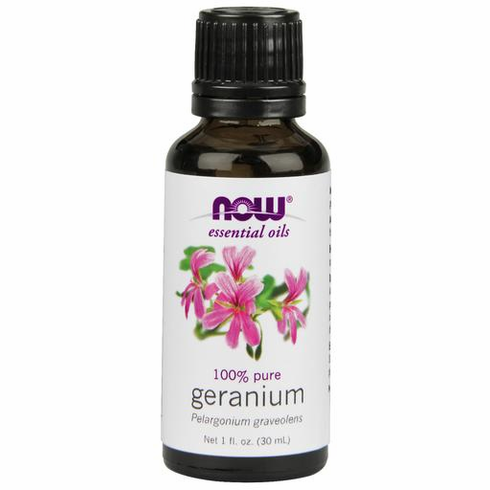 NOW- Geranium Oil 1oz