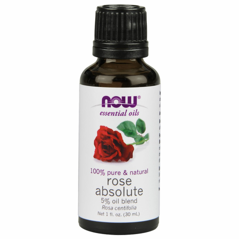 NOW- Rose Absolute Oil 1oz
