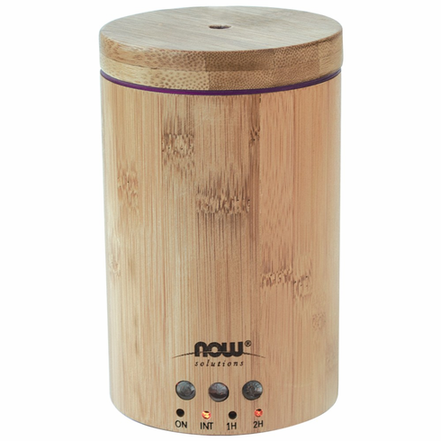 NOW- Ultra Sonic Real Bamboo Oil Diffuser