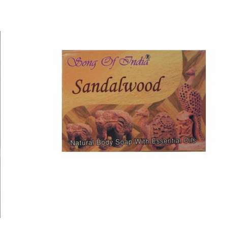 Song of India Sandalwood Soap