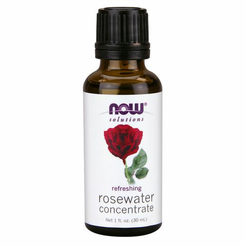NOW- Rosewater Concentrate 1oz