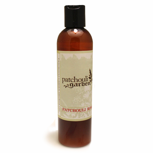 Patchouli Rose Shower Gel