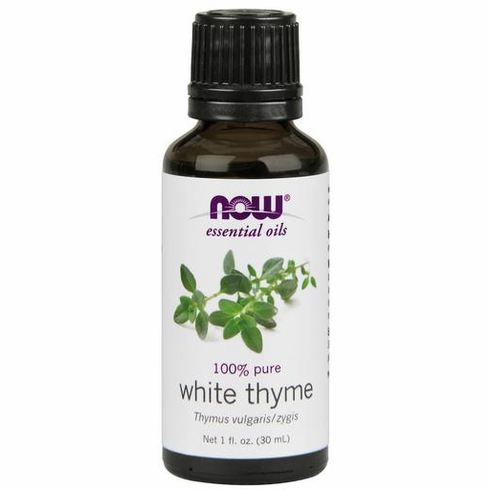 NOW- White Thyme Oil 1oz