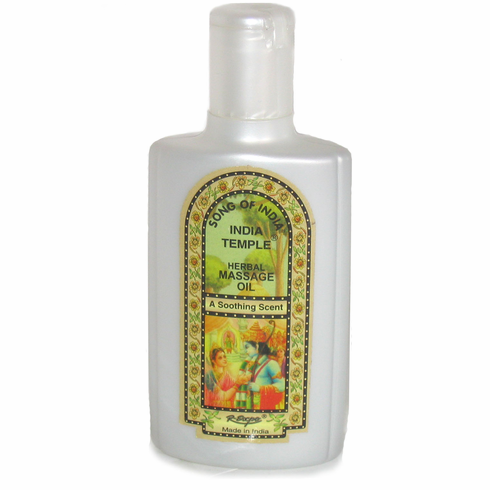 Song of India Temple Massage Oil