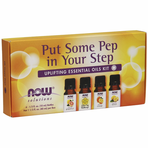 NOW- Put Some Pep In Your Step Kit