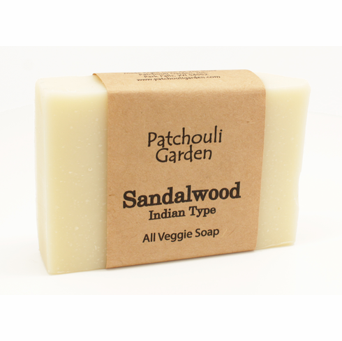 Sandalwood (Indian Type) Soap