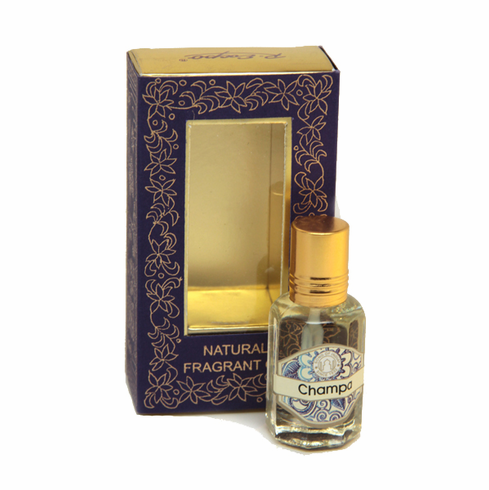 Song of India Champa Perfume Oil