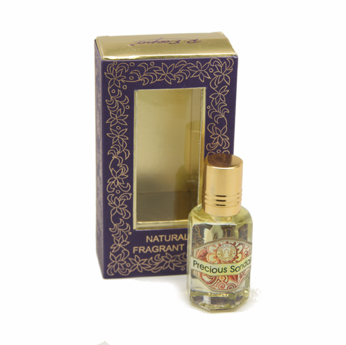 Song of India Precious Sandal Perfume Oil