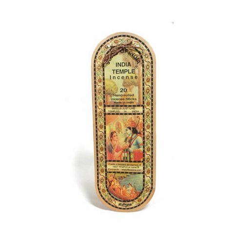 Song of India-India Temple Incense 25g