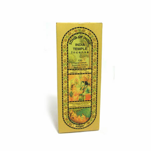 Song of India-India Temple Incense 150g