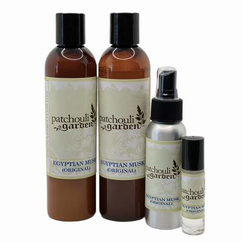 Egyptian Musk Gift Set