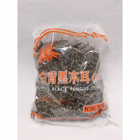 Dried Fungus Strip 木耳丝 5 LB/袋