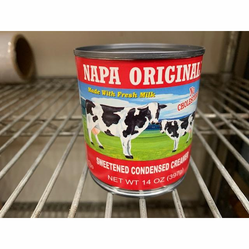 Sweetened Condensed Milk (NAPA) 炼奶 24x14oz