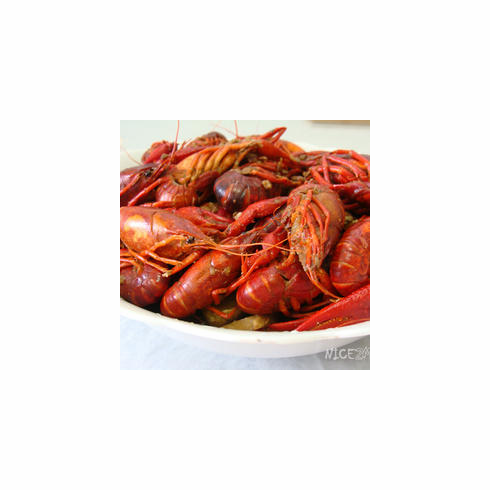 U10 Cooked Cajun Crawfish 调味小龙虾-埃及 10LBS/箱