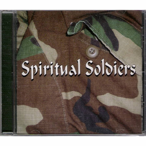 Suit Up Soldier - by Spiritual Soldiers