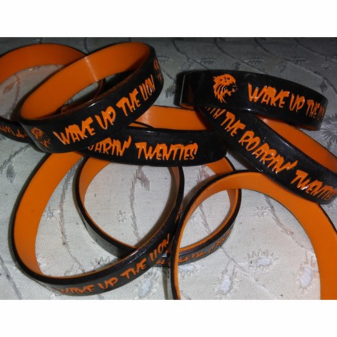 Wake Up the Lion Wristbands