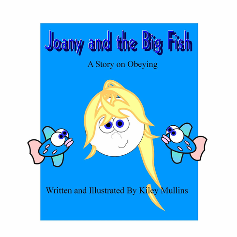 Joany and the Big Fish