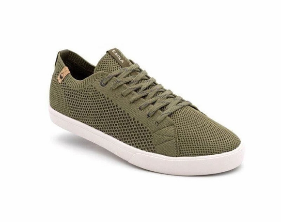 Saola Cannon Knit - Men's Vegan Casual Shoe