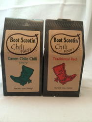 Boot Scootin' Two Chili Gift Set