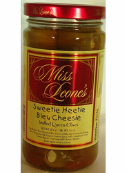 Sweetie Heetie Bleu Cheesie Stuffed Queen Olives